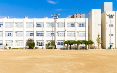 若宮小学校から、ワクリエ新居浜へ。